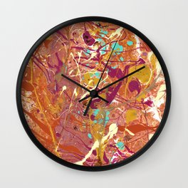 Perfection Confection Wall Clock