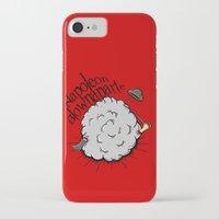 napoleon iPhone & iPod Cases featuring Napoleon Blownaparte by Koenu