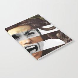 Caravaggio's Medusa & Vivien Leigh in Psycho Notebook