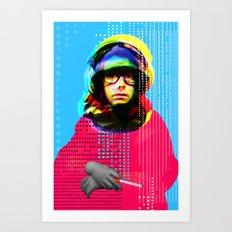 Gioconda Music Project · Beastie Boys · Adam Yauch Art Print