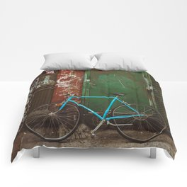 East Village III Comforters