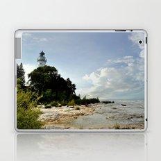 Cana Island Light Laptop & iPad Skin