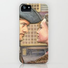 A brand new world iPhone Case