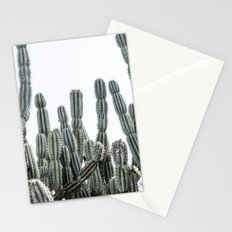 Minimalist Cactus Stationery Cards
