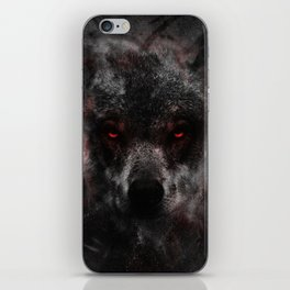 The Leader of the Pack iPhone Skin