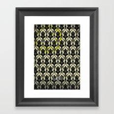 Sherlock iphone to : ktqb  Framed Art Print