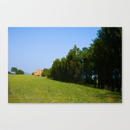 Orvieto Canvas Print