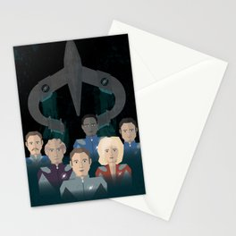 Galaxy Quest Stationery Cards