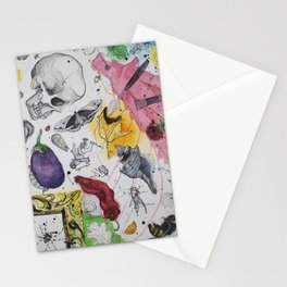 Combination future Stationery Cards