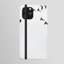 Birds iPhone Wallet Case