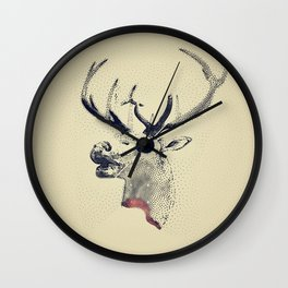 Pieces_02 Wall Clock