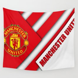 Manchester United : The Red Devils Wall Tapestry