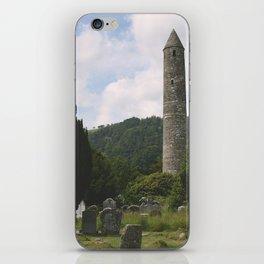 The Roundtower iPhone Skin