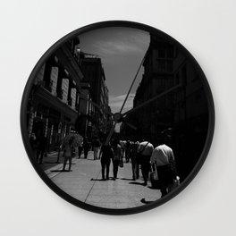 Madero Mexico City Wall Clock