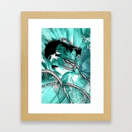 Dei Fiori 2 - Vertical Version 2011 Framed Art Print