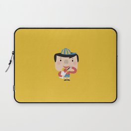 Ice Cream Please (Yellow Tales Series #2) Laptop Sleeve