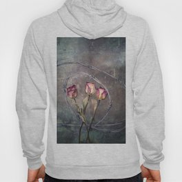 Trapped Roses Hoody