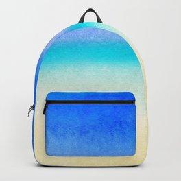 Tropical Sea #1 Backpack