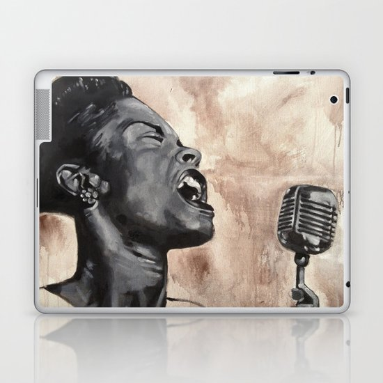 billie Laptop & iPad Skin