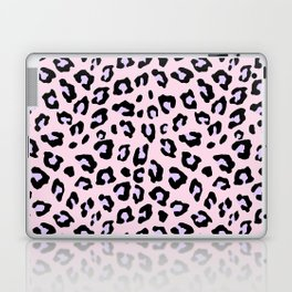 Leopard Print - Lavender Blush Laptop & iPad Skin