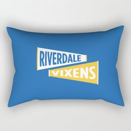 Riverdale High Vixens Rectangular Pillow
