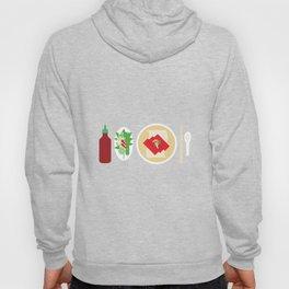 Sriracha Meal Hoody