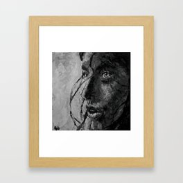 INEFFABLE Framed Art Print