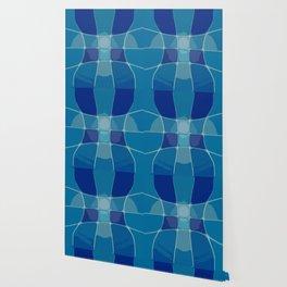 Abstract Lake Water Wallpaper