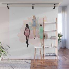 Fashionary 6 Wall Mural