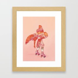 Mermay No.1 Framed Art Print
