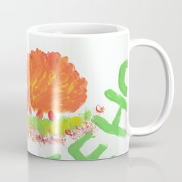 WHAT YOU FOCUS ON WILL GROW - HEDGEHOG Coffee Mug