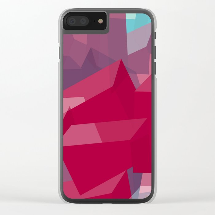 holterdipolter II Clear iPhone Case
