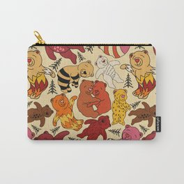 Snuggle Bears Carry-All Pouch