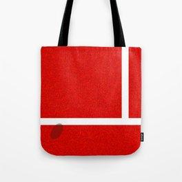 """IN"" – Hawk-Eye – Sand Tote Bag"