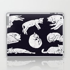 Sleeping Cats Laptop & iPad Skin