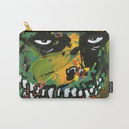 GHOST GIRLS GRIN Carry-All Pouch