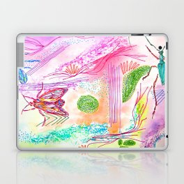 Sparks Fly Laptop & iPad Skin