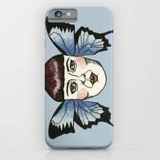 butterfly lady. Slim Case iPhone 6s