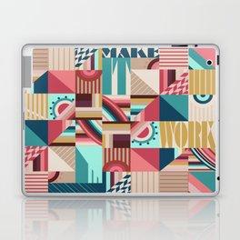 Make It Work Laptop & iPad Skin