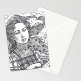 Women in Water: The Actress Maude Fealy Stationery Cards