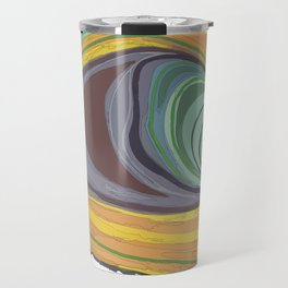Tree Stump Series 1 - Illustration Travel Mug