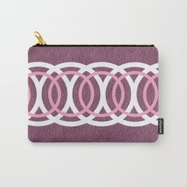 Circling Around Carry-All Pouch