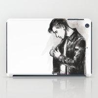 alex turner iPad Cases featuring alex turner [5] by roanne Q