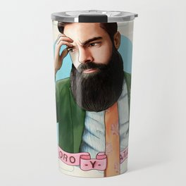Mr. Montana Travel Mug