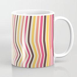 OpArt WaveLines 4 Coffee Mug
