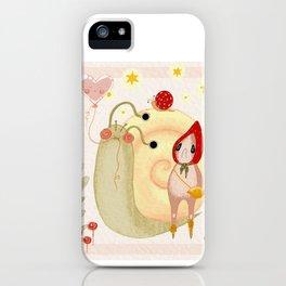 Berry Baby iPhone Case