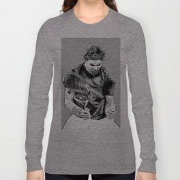 Rafa is Pumped Long Sleeve T-shirt