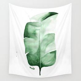 Banana Leaf no. 3 Wall Tapestry