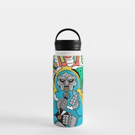 MF DOOM & Friends Water Bottle