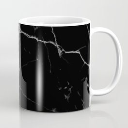 black marble I Coffee Mug